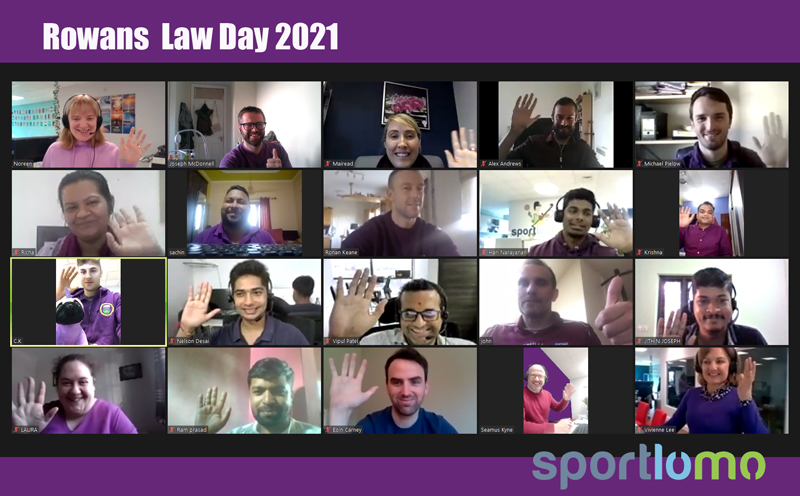 SportLoMo Marks Rowan's Law Day 2021